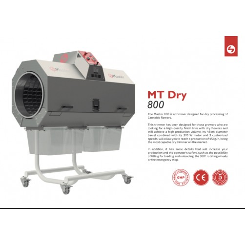 MT DRY 800