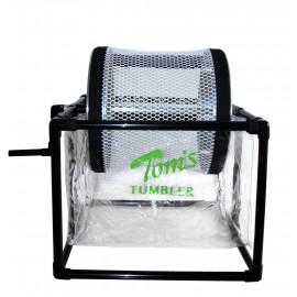 TOM'S TUMBLER - TRIMMER A SECCO TTT1600 HAND CRANK (A MANOVELLA) | MANUALE