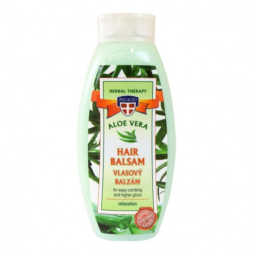 BALSAMO PER CAPELLI ALL'ALOE VERA  500 ML - ORDINABILE -