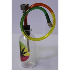 MINI GLASS PIPE LONG INTAKE