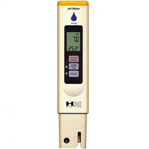 PH80 MISURATORE pH HM DIGITAL