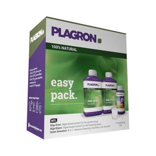 EASY PACK 100% NATURAL PLAGRON