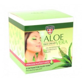 CREMA VISO ALL'ALOE VERA 50ML